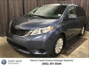 2013 Toyota Sienna LE All Wheel Drive!