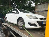 Vauxhall Astra 2013 1.3 Diesel Estate For Breaking - CALL NOW!!!