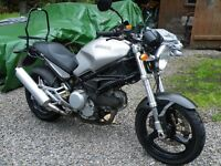 DUCATI M600 METALIC in A1 condition
