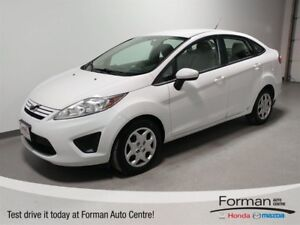 2011 Ford Fiesta S - New tires - Low payment - Gas sipper