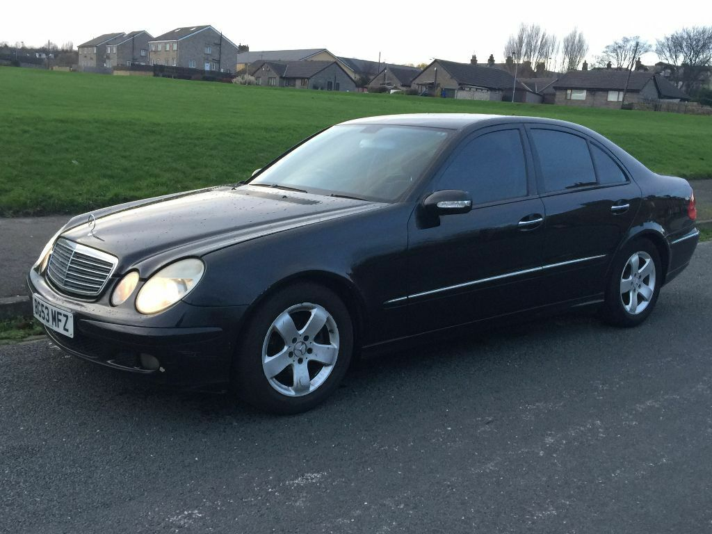 Mercedes benz e class 2 1 e220 cdi avantgarde 2003 53 for Mercedes benz e class 2003 price