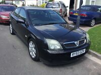 Vauxhall vectra 1.8 design 2003 facelift model 5 door hatch mot 118000 miles