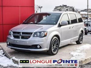 2018 Dodge Grand Caravan GT-CAM DE RECUL- BLUETOOTH - CUIR