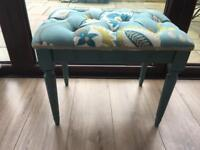 Lovely dressing table stool