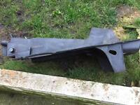 R1 4XV rear undertray/ fender