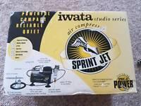 IWATA sprint jet is-800