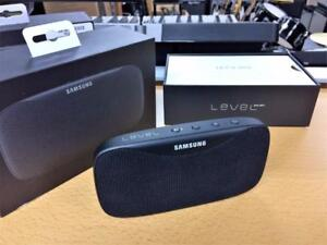 Haut-parleur Bluetooth Samsung Level Box Slim ***ÉTAT NEUF***  #P029122