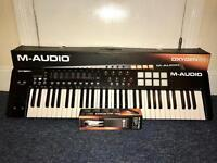 For Sale - USB MIDI Keyboard Controller + Sustain Pedal
