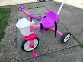 3wheel toddler bike