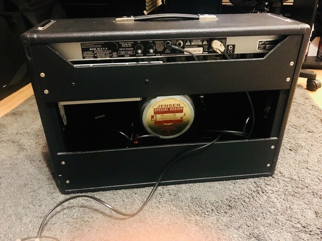 Fender Deluxe Reverb Guitar Tube Amplifier USA | in Camden, London | Gumtree