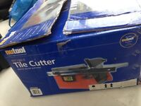 Tile cutter DIY tool