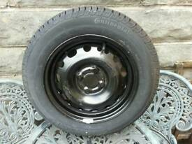 Vauxhall Corsa 2006 Spare Tyre