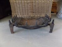 Very Heavy Cast Iron Fire Grate