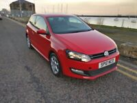 2010 Vw Polo moda 1.2 petrol new mot 68k miles £3250