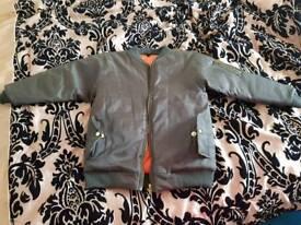 For sale unisex kids bomber