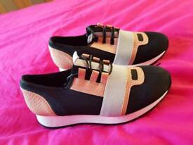 Office Girl Trainers. SIZE 4