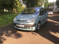 "2002 CITROEN XSARA PICASSO SX 1.6 PETROL ""DRIVES VERY GOOD + P/X CLEARANCE"""