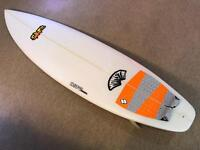 Surfboard, custom made SDF 6'3""