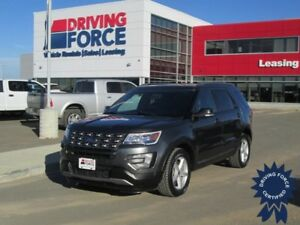 2016 Ford Explorer XLT 7 Passenger, Dual Panel Moonroof, 3.5L V6