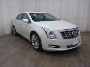 2013 Cadillac XTS Premium Collection Ventilated Seats Leather...