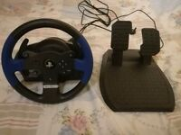 Thrustmaster T150 Racing wheel PS4/PC