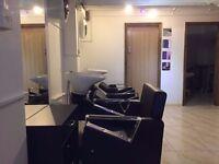 Hair Dressing Chair For Rent On Warren Street