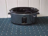 LARGE CAPACITY SLOW COOKER WITHOUT LID