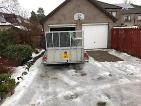 Ifor Williams GD125 Trailer