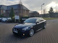 2009 (59) BMW 530D M SPORT BUSINESS EDITION + MOT+ FULLY LOADED + DRIVES FAULTLESS!!!!!