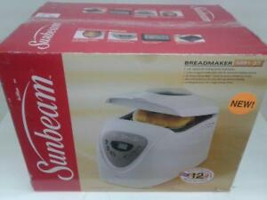 Sunbeam Breadmaker. We Sell Used & New Appliances (#53276) JY0119482