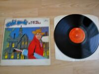 David Bowie The Man Who Sold The World LP (vinyl).