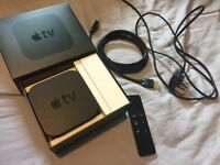 Apple TV 4th Generation (64GB) - Excellent Condition - All Boxed