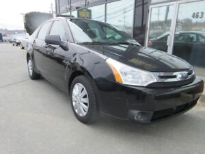 2009 Ford Focus SES AUTO LEATHER PWR GROUP