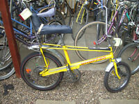 PART RESTORED RALEIGH CHOPPER MKII ONE OF MANY QUALITY BICYCLES FOR SALE