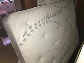 King size orthopaedic luxury mattress ** As new hardly used **Hotel quality**