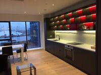 Brand new three bedroom apartment in River Island E14 available now!! NO REFERENCES FEES!