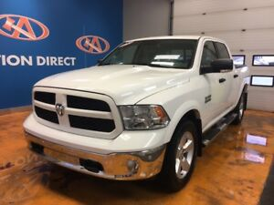 2016 RAM 1500 SLT 4X4/ NAVI/ POWER HEATED SEAT & STEERING WHE...