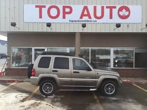 2003 Jeep Liberty Renegade 4x4 REDUCED!!!