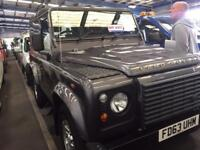 Wanted Land Rover defender 90 110 130 discovery's 4x4