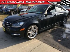 2014 Mercedes-Benz C-Class C350, Automatic, Navigation, Sunroof,