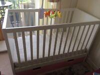 Baby Ikea stuva cot