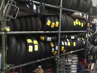 Wheels in stock for scooters We have a range of tyres as well