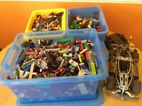Big Boxes of Lego seek Good Home - Edinburgh collection required