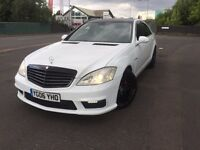 Mercedes-Benz S Class 3.0 S320 CDI 7G-Tronic 4dr **SERVICE HISTORY**