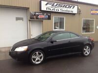 2006 Pontiac G6 GTP--HARD TOP CONVERTIBLE-LEATHER