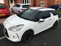Citroen DS3 Black & White Special Edition