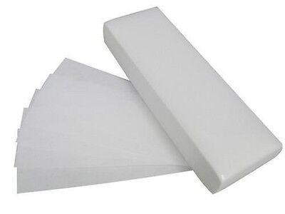 100 x Paper Wax Strips for Body Waxing Best Quality Non Woven