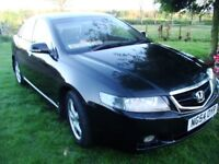 Honda Accord Automatic low miles MOT BARGAIN