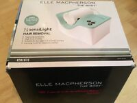 Elle Macpherson hair removal device