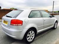 2005 AUDI A3 AUTOMATIC DSG GENUINE MILES CLEAN EXAMPLE 2.0 PETROL SWAP P/X WELCOME